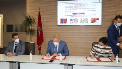 Signature de 9 conventions pour la réalisation du projet Cap Excellence